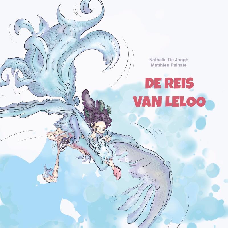 Kinderboek De reis van Leloo: waarom ben ik schrijfster geworden?